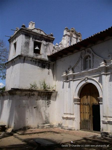 Church in Comayagua