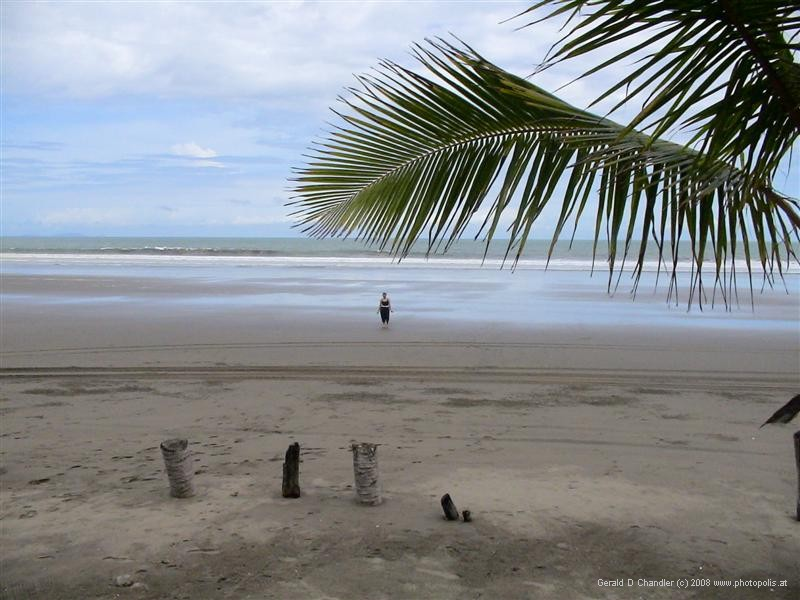 Beach at Las Lajas