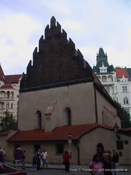 Old-New Synagogue, in Josephov