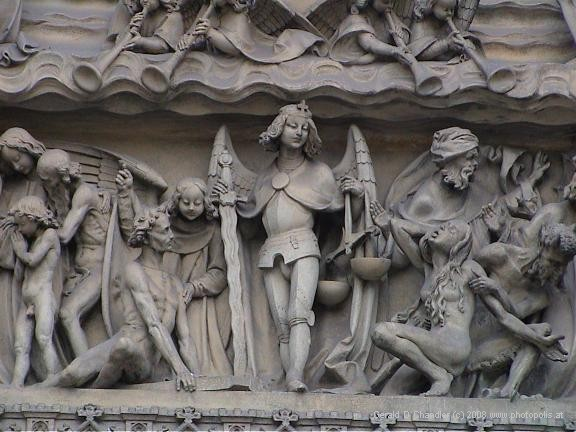 Frieze decoration, church in Vysehrad