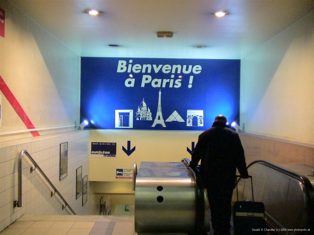 Paris Welcome