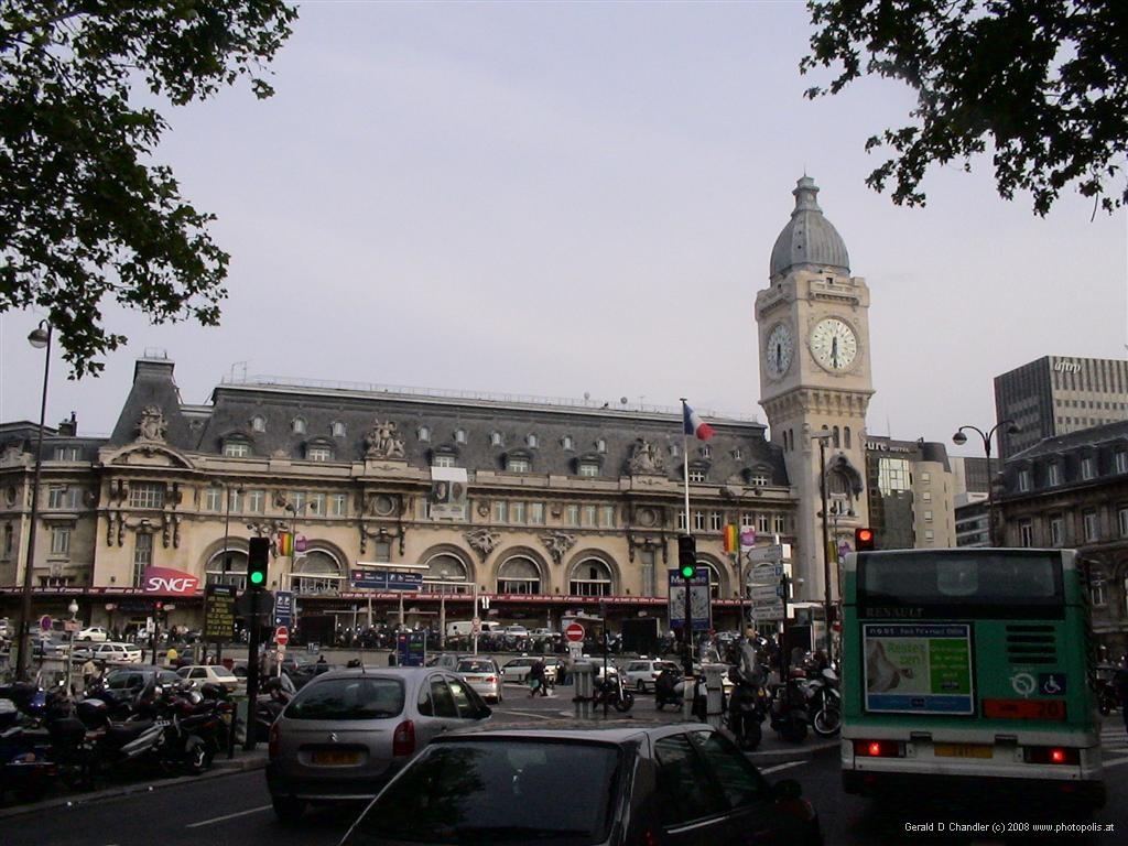 train gare de lyon fontainebleau