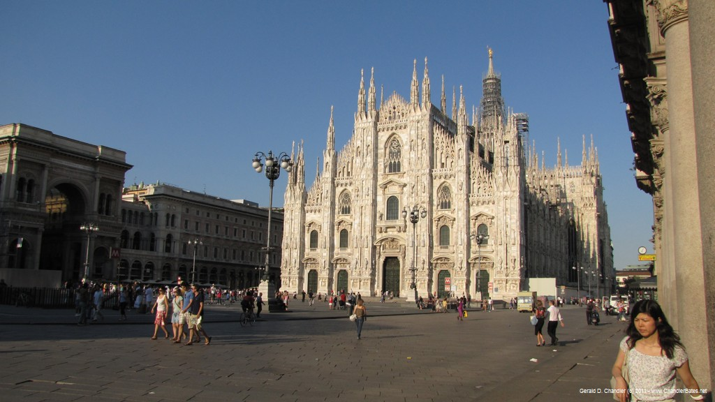 Milan Cathedral and Plaza