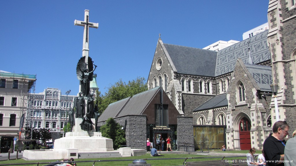 Cathedral and War Memorial