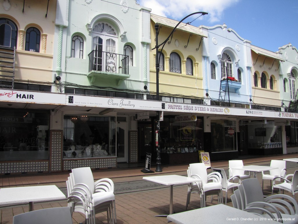 CBD Shopping Street