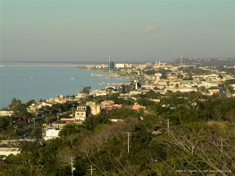 General View of Campeche