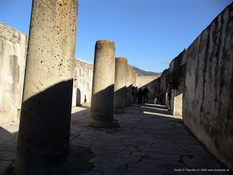 Hall of Columns, Mitla