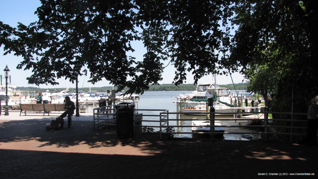 Old Town Alexandria Waterfront